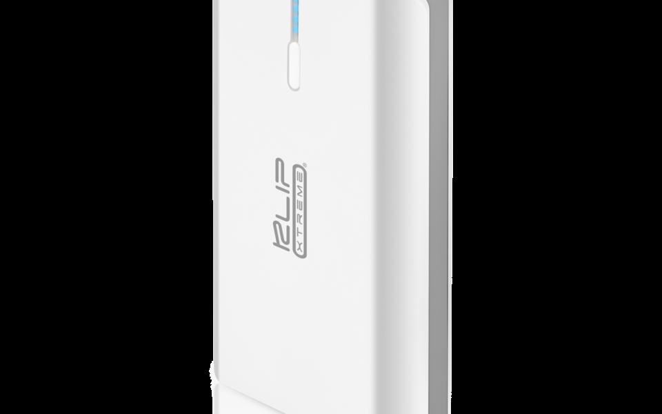 Cargador de batería portátil con linterna – 7500 mAh