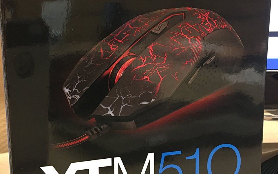 Mouse Gamer 3D XTM-510 Xtech