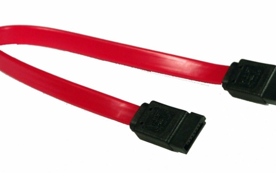 Cable De Datos Sata Para Disco Duros
